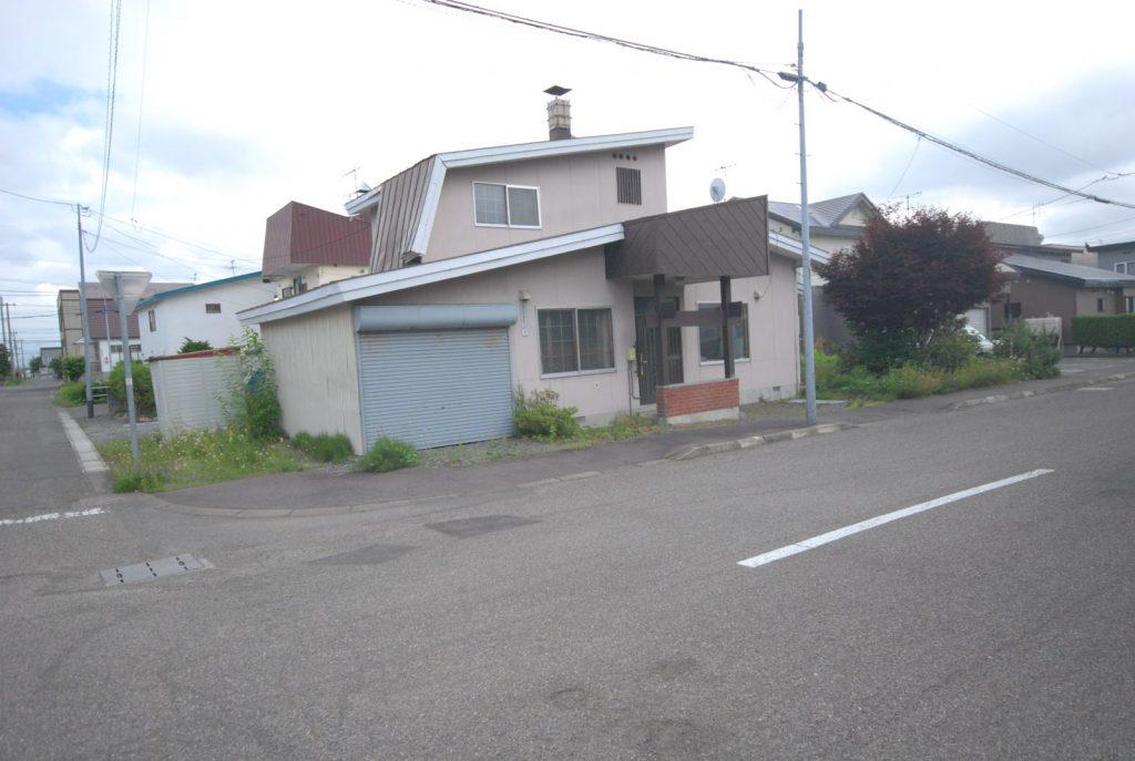 【売土地】旭川市末広5条6丁目土地