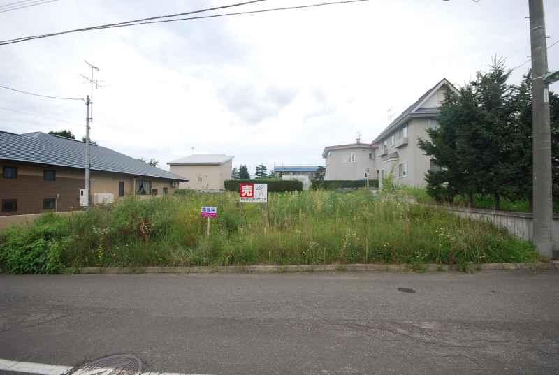 【売土地】旭川市春光台1条7丁目土地