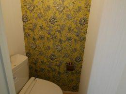 シャワー付トイレ(内装)